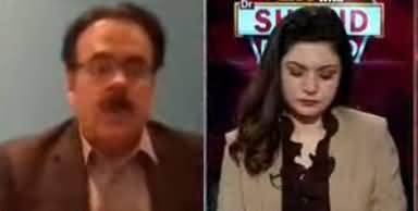 Live with Dr. Shahid Masood (Riasat Aur Faisle) - 14th March 2020