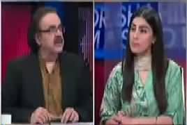 Live With Dr Shahid Masood (Riasat Diwar Se Lagai Ja Chuki?) – 2nd October 2017