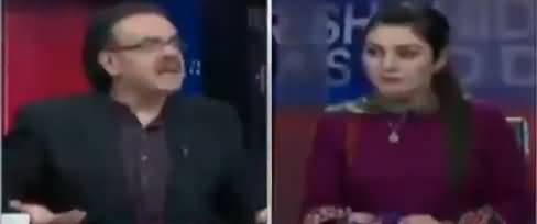 Live With Dr. Shahid Masood (Rook Sako Tu Rook Lo) - 11th November 2018