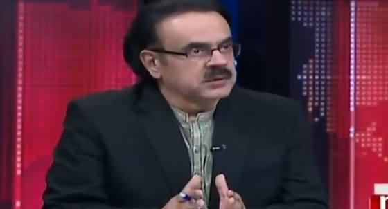 Live with Dr.Shahid Masood (Sab Acha Nahi Hai) - 9th September 2018