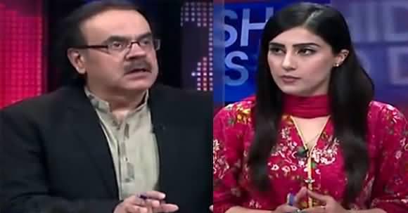 Live With Dr Shahid Masood (Sab Phans Gaye) – 11th March 2018