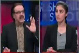 Live With Dr Shahid Masood (Sab Phans Gaye) – 13th September 2017