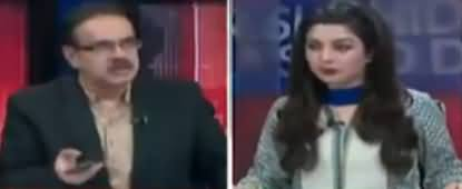 Live With Dr. Shahid Masood (Saudi Wali Ehad Ka Daura) - 13th February 2019