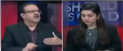 Live With Dr. Shahid Masood (Sauid Crown Prince Visit to Pakistan) - 12th February 2019