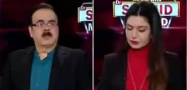 Live With Dr. Shahid Masood (Sazishon Per Sazishein) - 29th January 2020