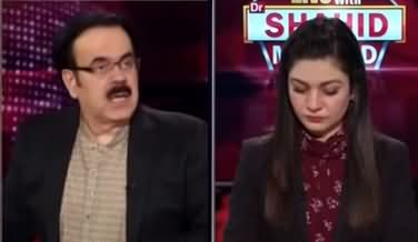 Live with Dr. Shahid Masood (Second Wave of Corona) - 30th October 2020