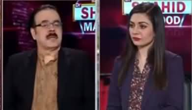 Live with Dr. Shahid Masood (Secret Meetings & Explanations) - 24th September 2020