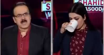 Live with Dr. Shahid Masood (Senate Election, Other Issues) - 19th February 2021