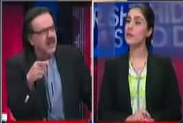 Live With Dr Shahid Masood (Sharif Family in London) – 20th September 2017