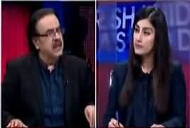 Live With Dr Shahid Masood (Sharif Family in Trouble) – 8th November 2017