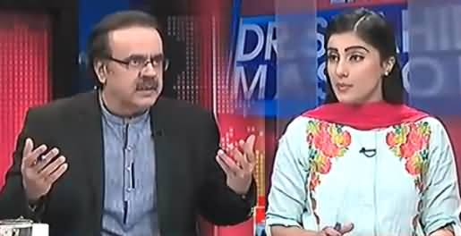 Live With Dr. Shahid Masood (Sharif Family Indicted) – 19th October 2017
