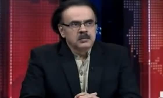 Live with Dr. Shahid Masood (Sharjeel Memon Blood Report) - 3rd September 2018