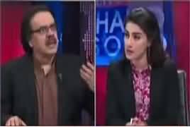 Live With Dr Shahid Masood (Sharjeel Memon Ko Sone Ka Taaj) – 27th March 2017