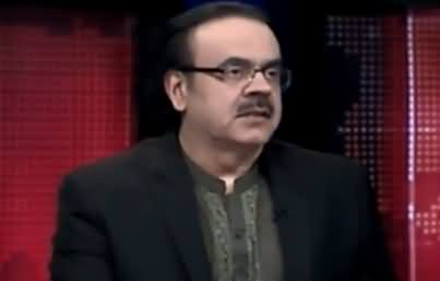 Live With Dr Shahid Masood (Siasi Hulchul) – 6th February 2018