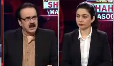 Live with Dr. Shahid Masood (Situation Getting Worse) - 21st April 2021