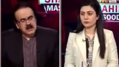 Live with Dr. Shahid Masood (Six Days...) - 25th August 2021