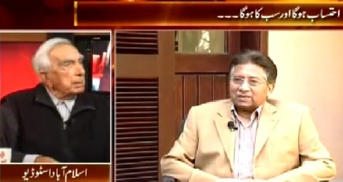 Live With Dr. Shahid Masood (Special Talk with Roedad Khan) – 21st February 2015