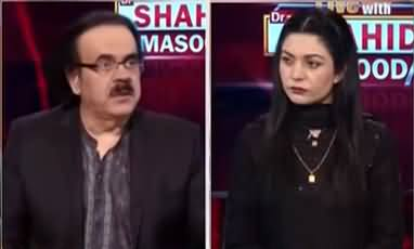Live with Dr. Shahid Masood (Springs....) - 26th July 2021
