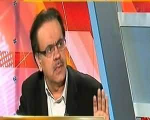 Live With Dr. Shahid Masood (State or Constitution? Baladsati Kis Ki?) – 8th February 2014
