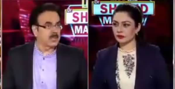 Live with Dr. Shahid Masood (Story of 14 Punctures) - 1st August 2019