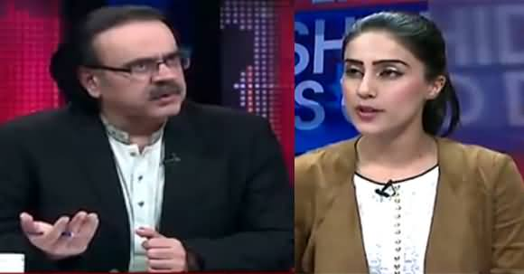 Live With Dr Shahid Masood (Supreme Court Mein) – 12th March 2018