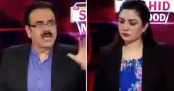 Live with Dr. Shahid Masood (Tabal e Jang Baj Gaya) - 5th August 2019
