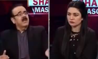 Live with Dr. Shahid Masood (Tabdeeli...) - 16th October 2021