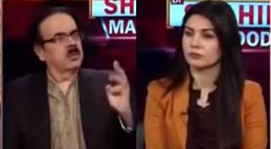 Live with Dr. Shahid Masood (Tabdeeli...) - 3rd September 2021