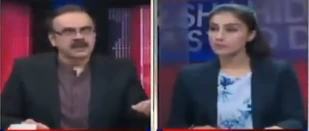 Live With Dr Shahid Masood (Takht Aur Takhta) – 22nd June 2018