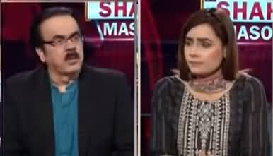 Live with Dr. Shahid Masood (Takht Ya Takhta) - 11th April 2021