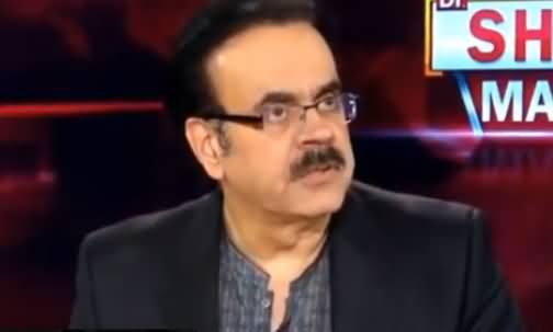 Live With Dr. Shahid Masood (Takht Ya Takhta) - 2nd June 2019