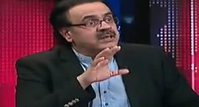 Live With Dr Shahid Masood (Takrao Shadeed Tarr) – 4th October 2017