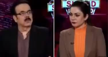 Live with Dr. Shahid Masood (Taliban Deal & Other Issues) - 4th March 2020