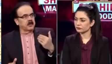 Live with Dr. Shahid Masood (Talkhiyan...) - 12th September 2021