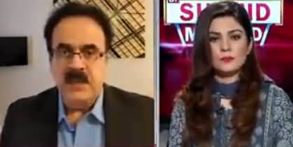 Live With Dr. Shahid Masood (Ahem Faislon Ki Ghari) - 29th October 2019