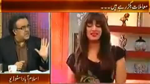 Live With Dr. Shahid Masood (Tension Between Govt, Army and Media on Peak) - 22nd May 2014