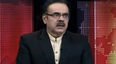 Live with Dr.Shahid Masood (Thappar Kis Ne Maara) - 16th August 2018
