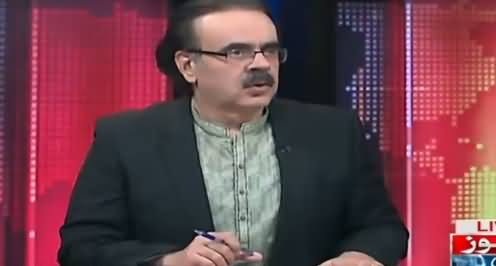 Live With Dr. Shahid Masood (These 30 Days) – 23rd June 2018