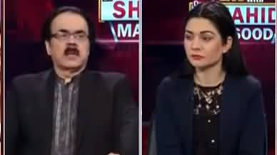 Live with Dr. Shahid Masood (These Seven Days) - 22nd April 2021