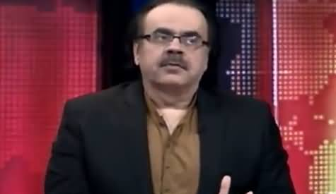 Live With Dr Shahid Masood (These Seven Days) – 25th February 2018