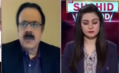 Live with Dr Shahid Masood (These Seven Days) - 27th October 2020