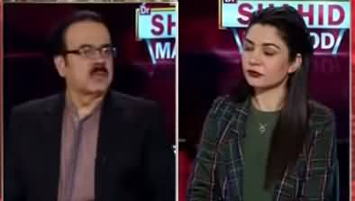 Live with Dr. Shahid Masood (These Three Days) - 28th February 2021