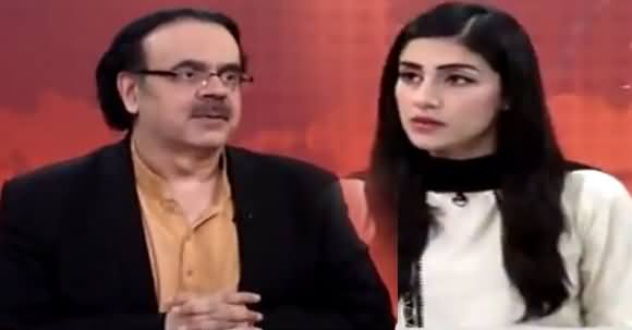 Live With Dr Shahid Masood (Today in Supreme Court) - 28th January 2018