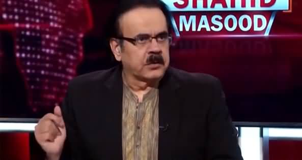 Live with Dr. Shahid Masood (Transfers & Appointments in Army) - 6th October 2021