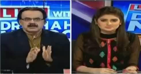 Live With Dr. Shahid Masood (Trump Aur Pakistan) – 9th November 2016.
