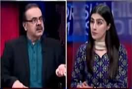 Live With Dr Shahid Masood (Trump Kia Pakistan Ko Dhamkian) – 1st January 2018