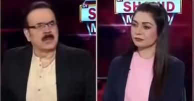 Live with Dr. Shahid Masood (Trump Ne Dhandli Ka Shoor Macha Dia) - 4th November 2020