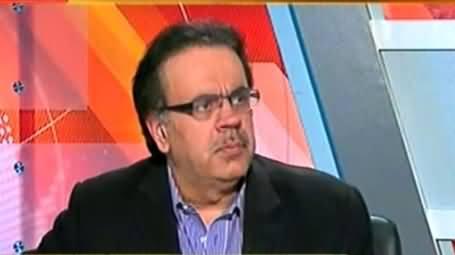 Live With Dr. Shahid Masood (TTP Ka Jawab, Ayein Ko Tasleem Karney Se Inkaar) - 21st February 2014