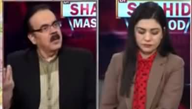 Live with Dr. Shahid Masood (US Russia Relations) - 4th June 2021
