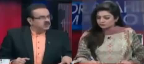 Live with Dr.Shahid Masood (Welcome Saudi Crown Prince) - 17th February 2019